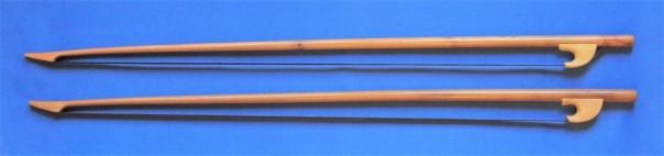 Archets d'alto 147 et 160